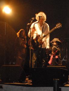 Concert Louis Bertignac du 16/05/09 - La Chaîne Guitare