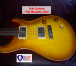 PRS McCarty - Test Guitare