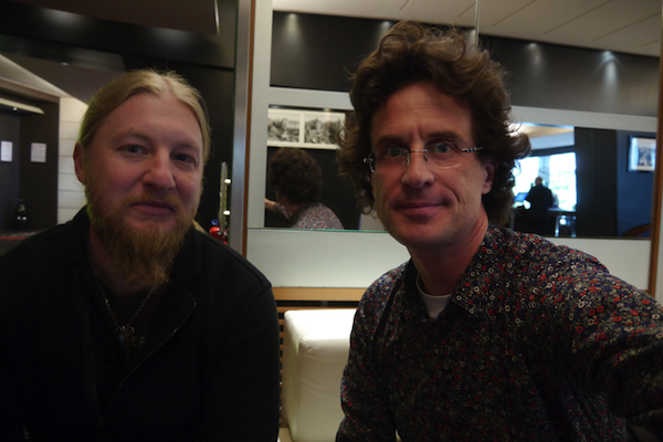 En interview avec Derek Trucks
