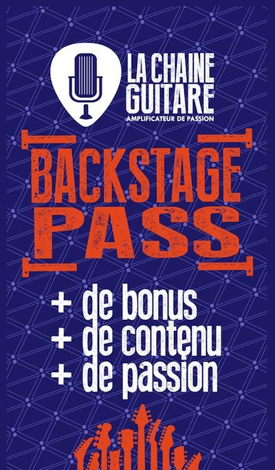Passe Backstage