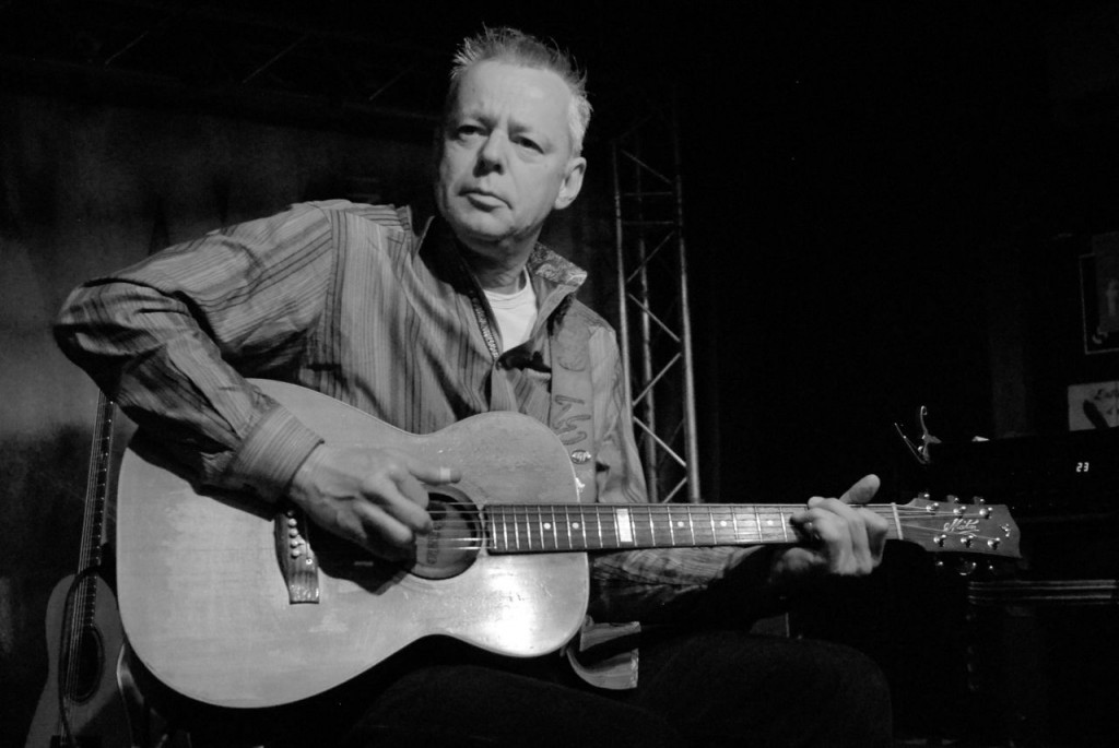 Interview Tommy Emmanuel