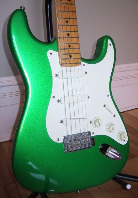 >LCG #016 - Guitar soundseeing: Strato Clapton