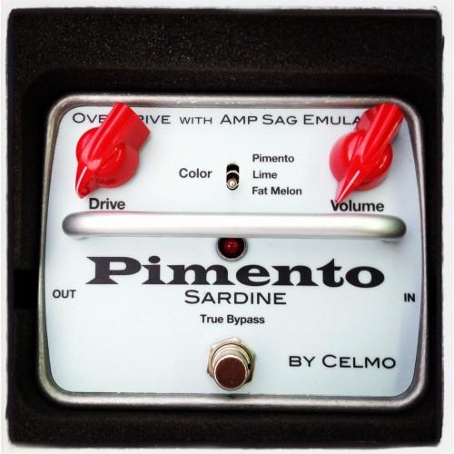 Pédale Pimento by Celmo