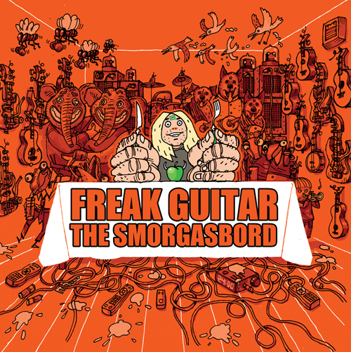 Freak-Guitar-The-Smorgasbord-cover