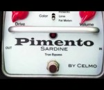 LCG #163 – Pedal soundseeing: overdrive Pimento by Celmo 2/2