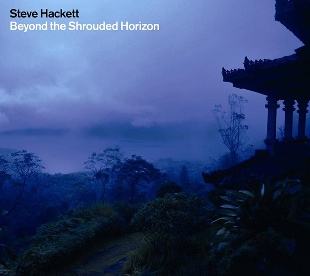 Interview Steve Hackett (@HackettOfficiel) au sujet de Beyond the Shrouded Horizon