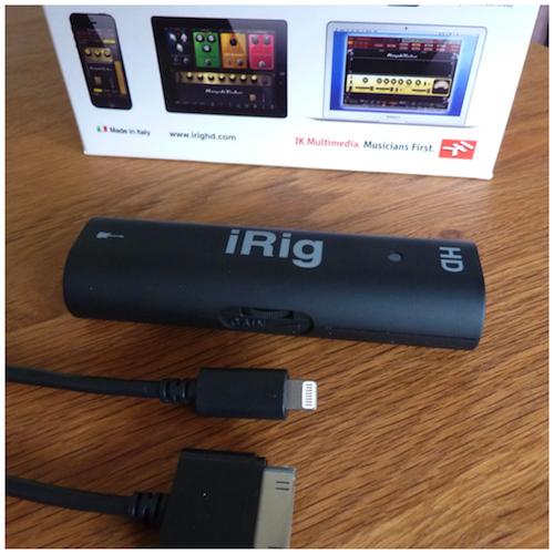 iRig HD 6