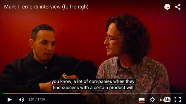 Mark Tremonti - Interview VOST