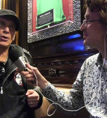 Interview Billy Sheehan (version courte) : la basse tonitruante des Winery Dogs