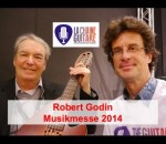Interview de Robert Godin au Musikmesse 2014
