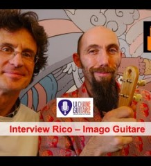 Interview du luthier Rico Priet