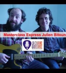 Interview Julien Bitoun (@beurks) : tous ses secrets guitare (et cuisine)