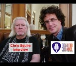 Interview vidéo exclusive de Chris Squire de Yes (extrait)