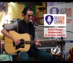 Masterclass Zane Carney chez Guitars Addicts le 25/06/14