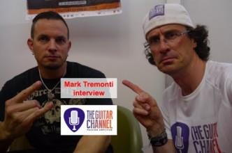 Interview @MarkTremonti d'@Alterbridge lors du @hellfestopenair 2014