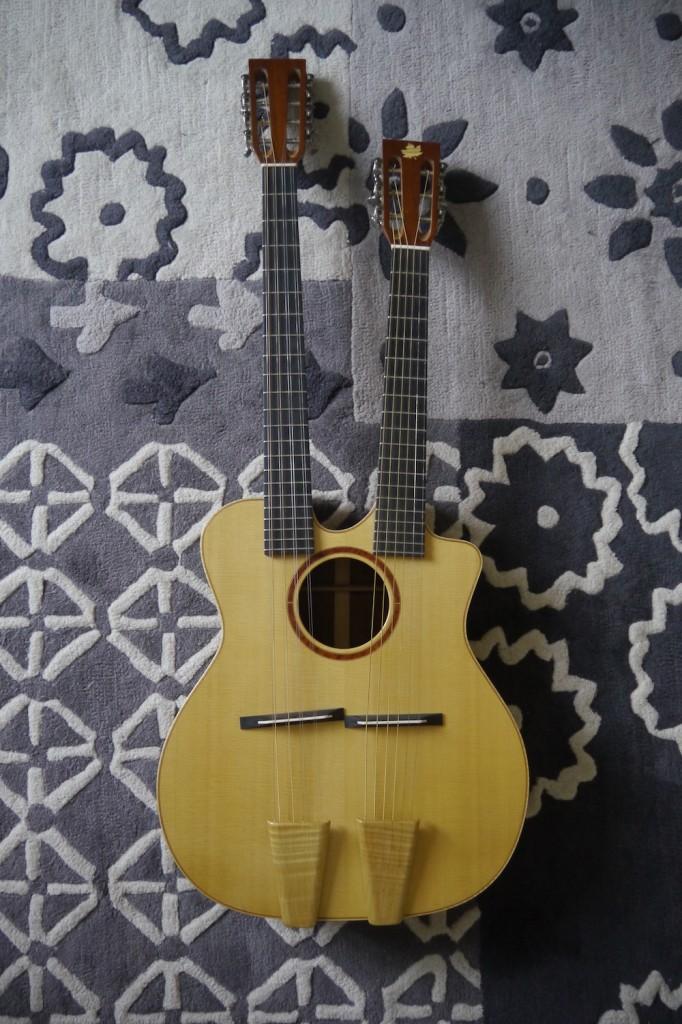 Instrument du luthier Pat Querleux de Gaëdic Chambrier