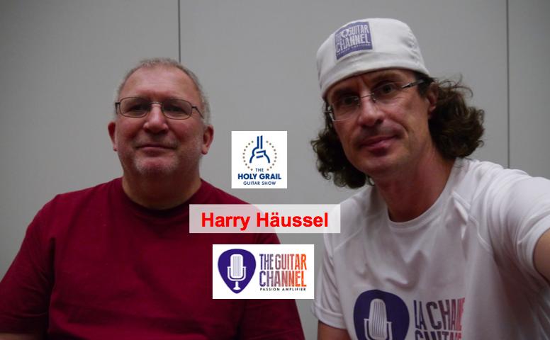 Interview Harry Häussel, fabricant de micros