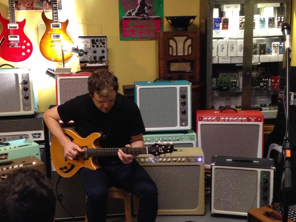 Interview Adam Miller : un guitariste australien doué