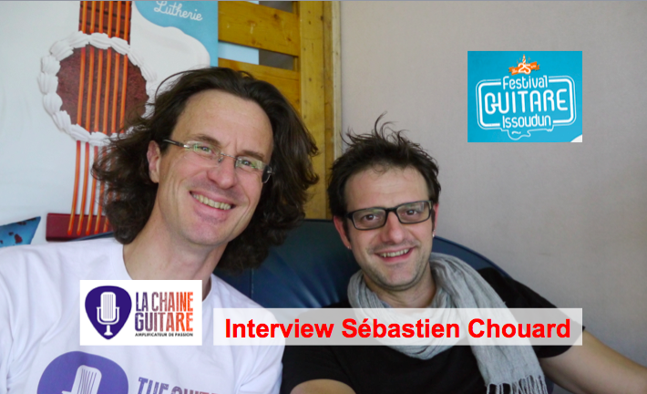 Interview Sébastien Chouard