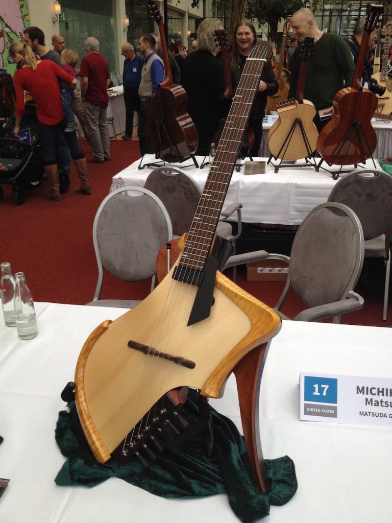 Guitare Matsuda