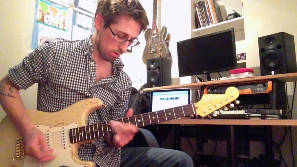 #2 Pédago Blues par @FloPassamonti – Arrangement de Wonderful Tonight