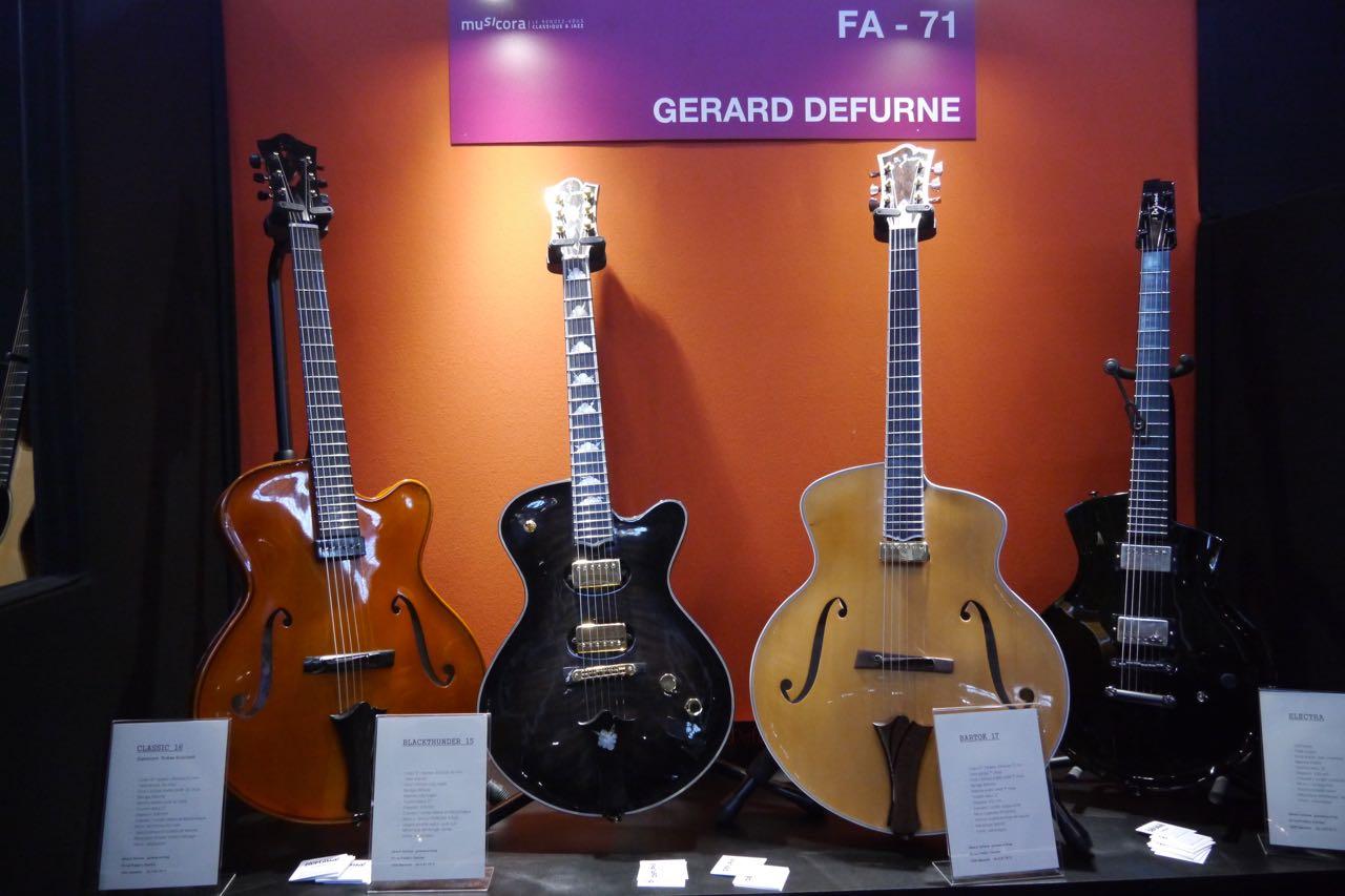 rencontre internationale des luthiers