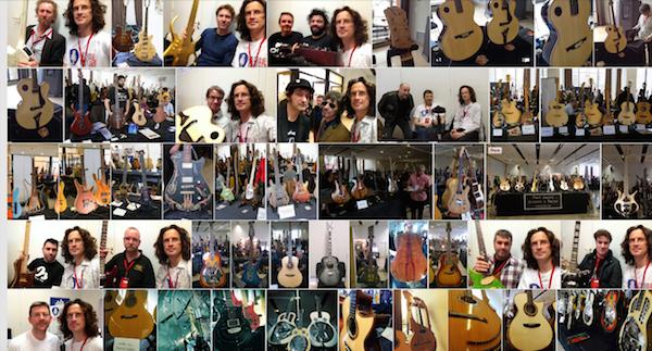 Guitares au Beffroi 2015 : résumé du Salon de la Belle Guitare