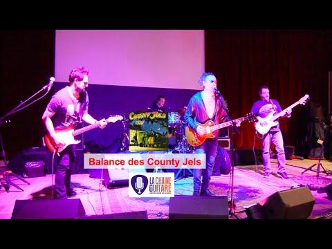 Balance des @CountyJels au Guest Live de Bondy le 05/03/15 #Backstage