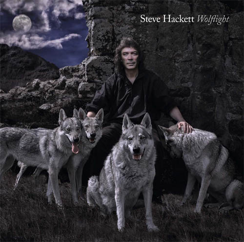 Interview Steve Hackett (@HackettOfficial) à propos de Wolflight