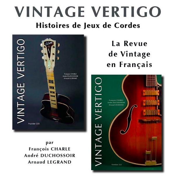 Revue Vintage Vertigo