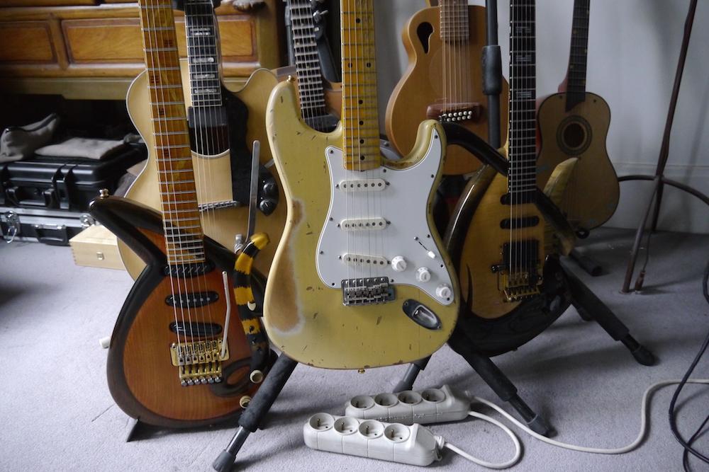 Nguyen Le Guitares2