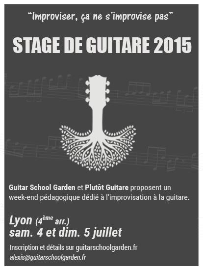 StageGuitareGSG