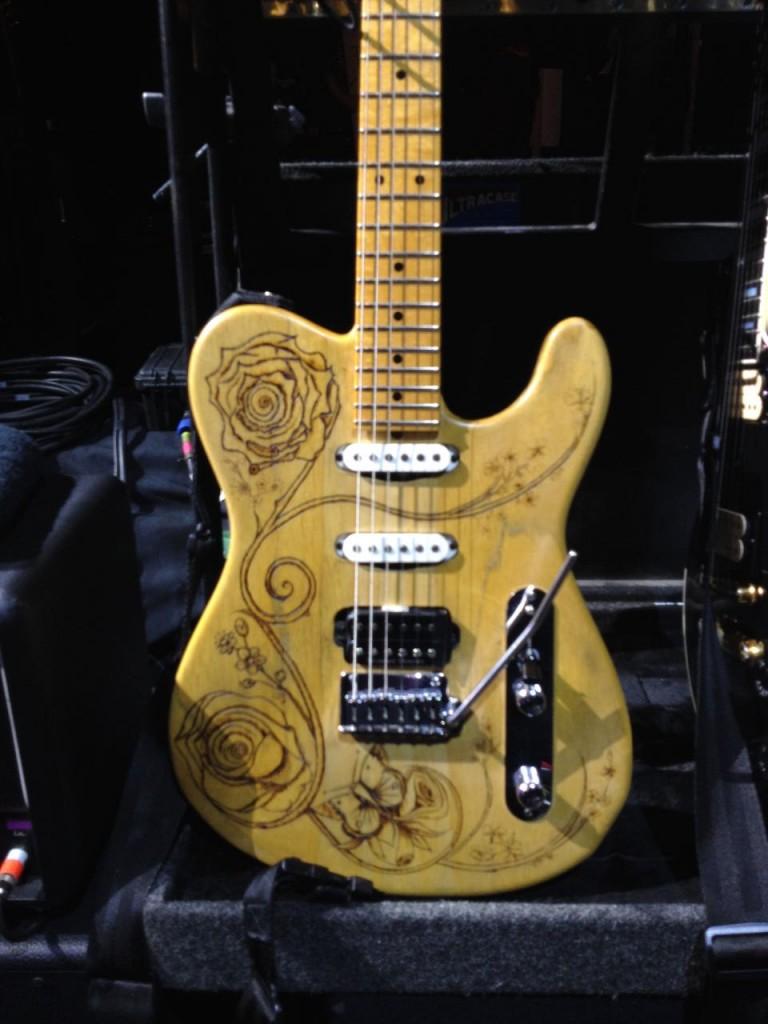 Dave Kilminster guitar