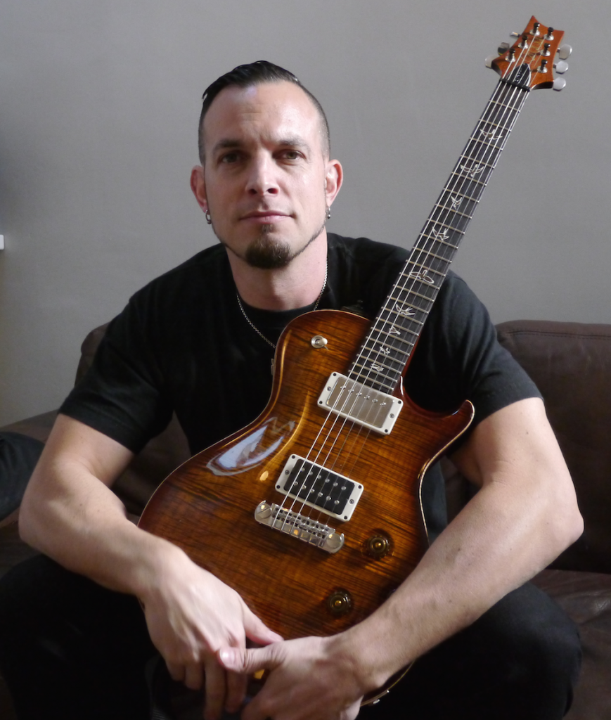 Mark Tremonti June2015 - The Guitar Channel