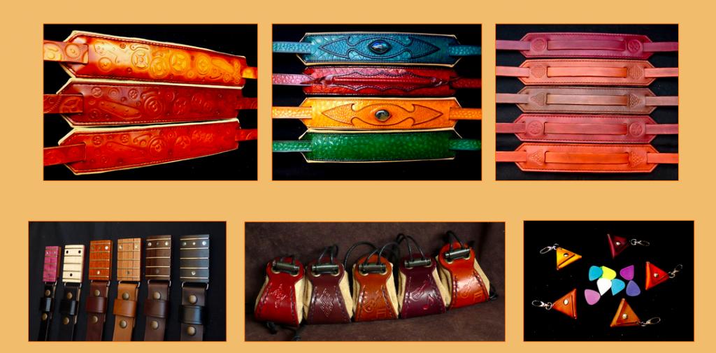 Quelques exemples des produits de L'Echoppe de Sophie