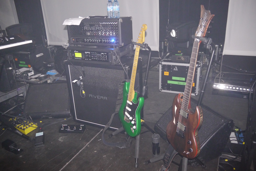 Mike Keneally rig