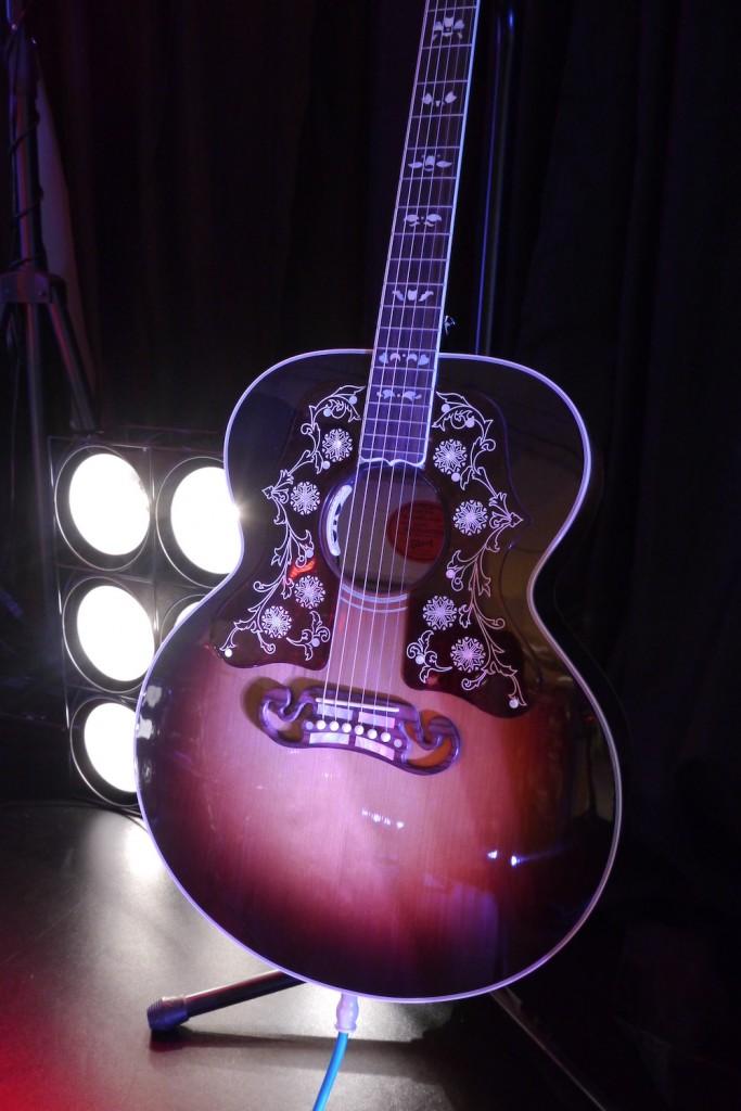 Gibson Acoustic 2016 - J-200 Bob Dylan