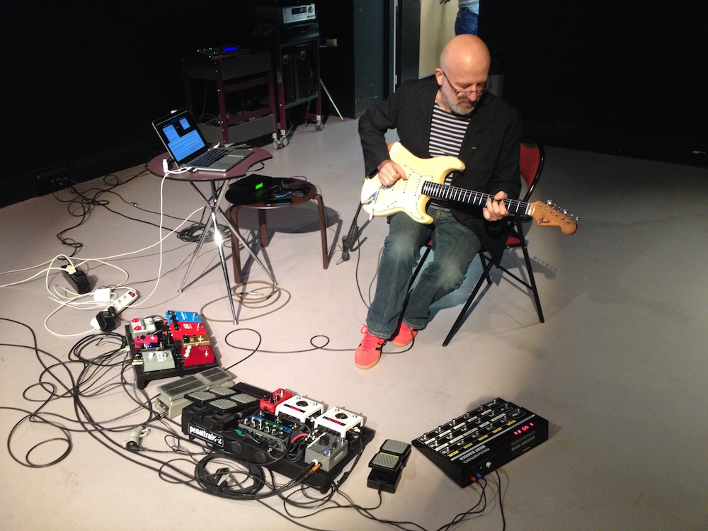 Conférence Numok Jean-Michel Kajdan - La Chaîne Guitare