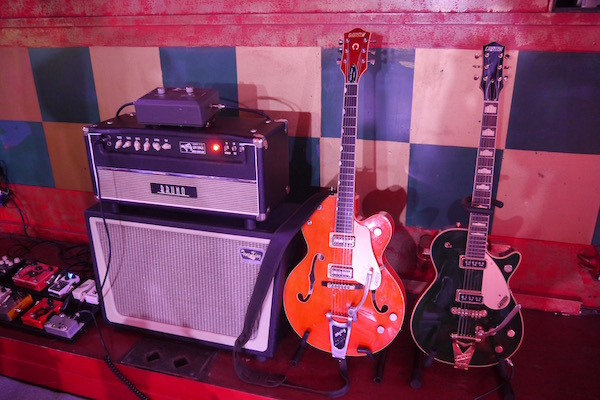 Vaugon guitares ampli