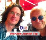 Interview Jannick Top, un bassiste de légende, de Magma à France Gall