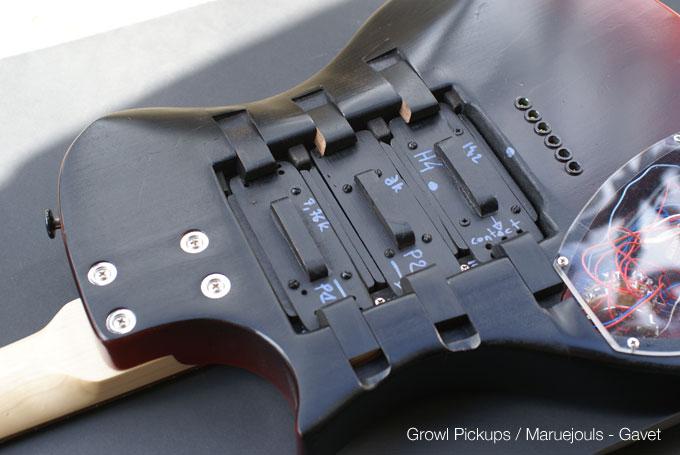 Growl Guitar - Sébastien Gavet / Godefroy Maruejouls