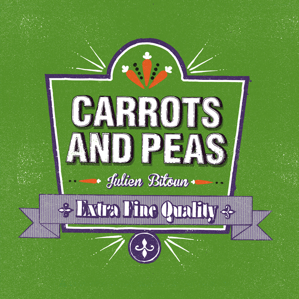 Carrots and Peas - Julien Bitoun