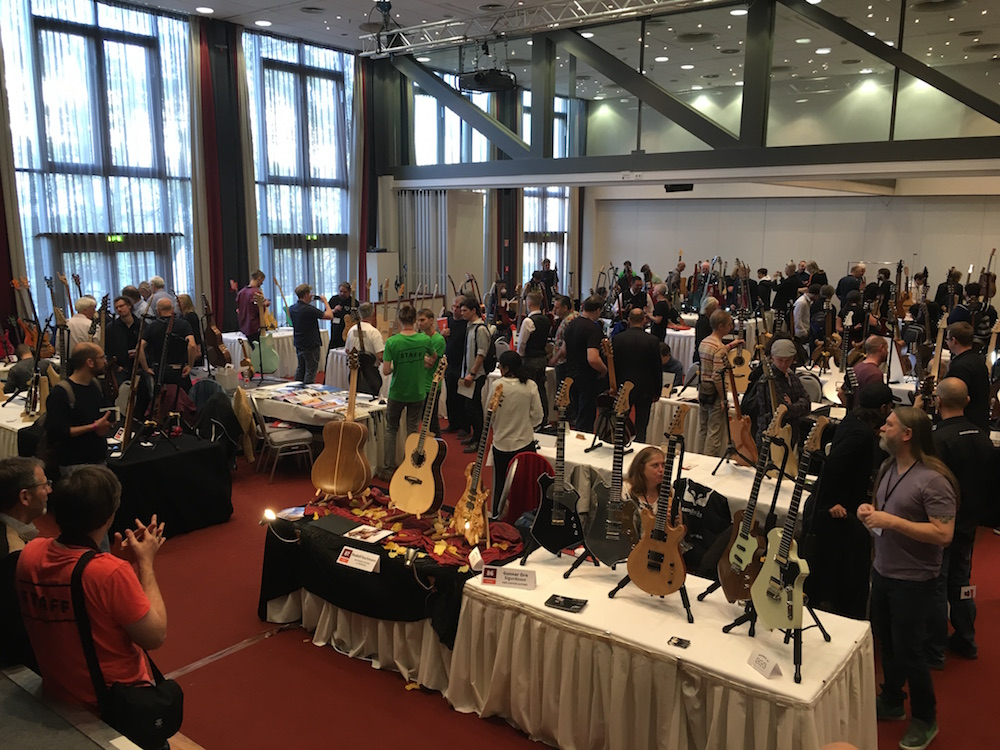 Holy Grail Guitar Show 2015