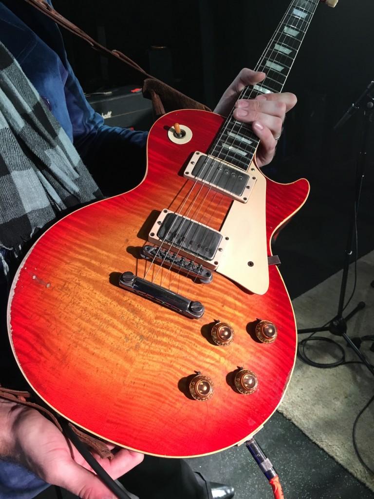 JD SImo Les Paul Standard 1960 sunburst - La Chaîne Guitare