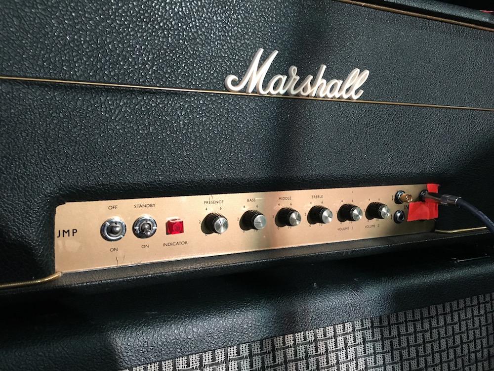 JD SImo Marshall 1969 Superlead - La Chaîne Guitare