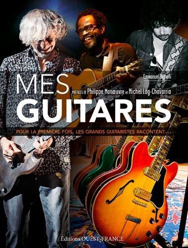 Mes Guitares - Emmanuel Bighelli