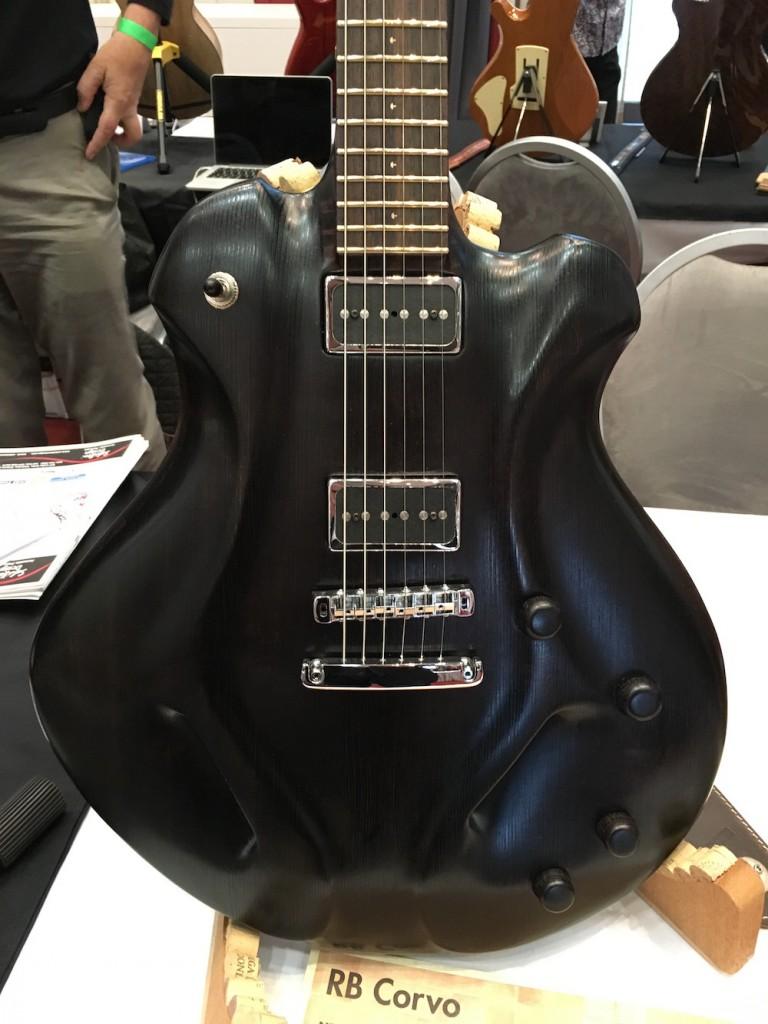 Ergon Guitars - Holy Grail Guitar Show 2015