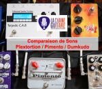 Comparaison overdrive : Plextortion, Pimento, Dumkundo