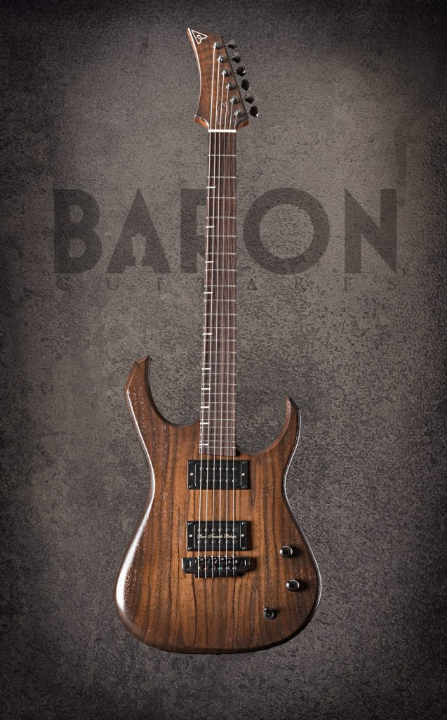 Guitare Maxime Baron Abyss