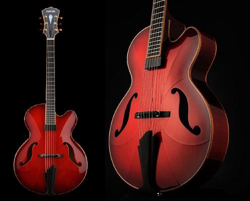 Guitare Mario Beauregard